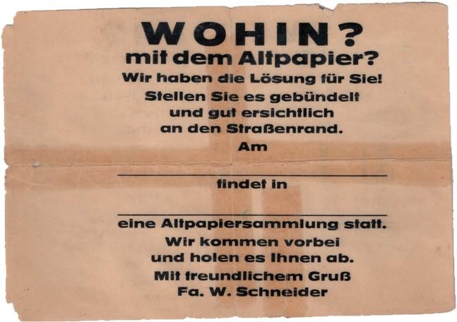 altpapier_werbung_schneider_anfangsjahre1